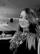 """Mercedes – 22 – """"Anything Mexican, but I Love the Adobe Café in Roxborough"""""""